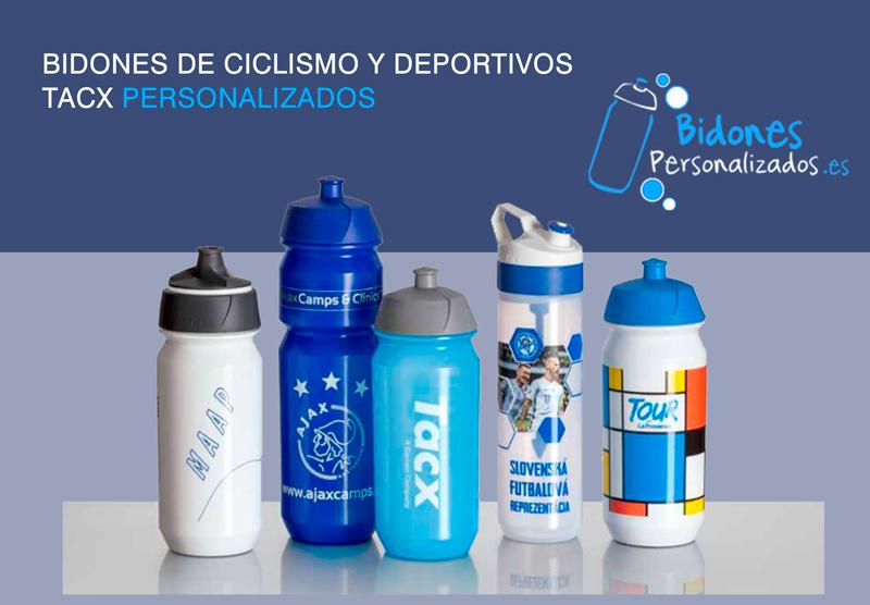 regalos publicitarios Sanluc Toledo bidones deporte